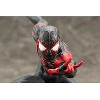 Kotobukiya - Figurine Spider-Man - The Amazing Spider-Man (Miles Moreles) Marvel Now Artfx -Action Figure | My Hero Booth