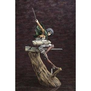 Kotobukiya Mikasa Ackerman Attack On Titan- ARTFXJ Statue : My Hero Booth