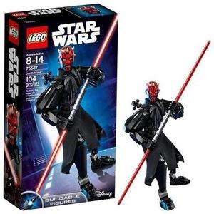 LEGO Star Wars Darth Maul 75537 Building Kit (104 Piece) -Action Figure | My Hero Booth