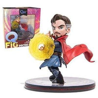 LootCrate November 2016 Marvel's Doctor Strange Q-Fig from QMX -Action Figure | My Hero Booth