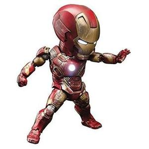 Marvel 10th Anniversary: Iron Man Mk 43 (Battle Damage Version) Figure -Action Figure | My Hero Booth