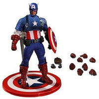 Marvel Comics Captain America Deluxe Classic Version 2016 SDCC Con Exclusive | My Hero Booth