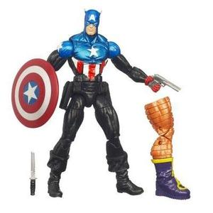 Marvel Universe Captain America Figure 6 Inches-My Hero Booth