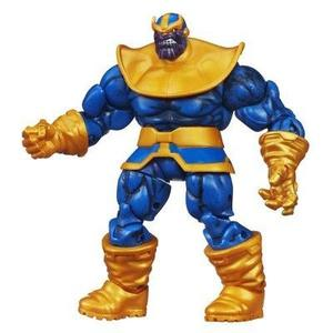 Marvel Universe Series 5 Action Figure #10 Thanos 3.75 Inch-My Hero Booth