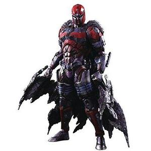Marvel Universe Variant Play Arts Kai: Magneto Action Figure -Action Figure | My Hero Booth