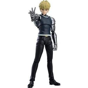 Max Factory One-Punch Man: Genos Figma Action Figure | My Hero Booth