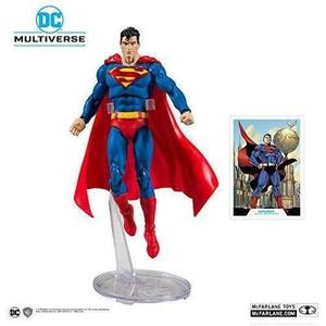 McFarlane DC Multiverse Superman: Action Comics #1000 Action Figure -Action Figure-My Hero Booth