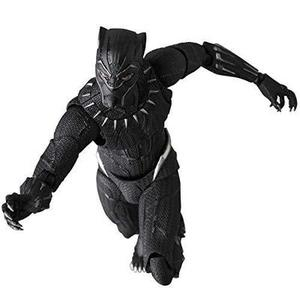 Medicom MAFEX Mafekkusu No.091 Black Panther Height Approx 160mm Painted Action Figure : My Hero Booth