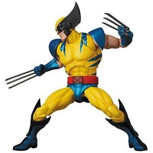 Medicom Mafex No.096 Wolverine Comic Version Height Approx.145mm 5.7 inches Action Figure-My Hero Booth
