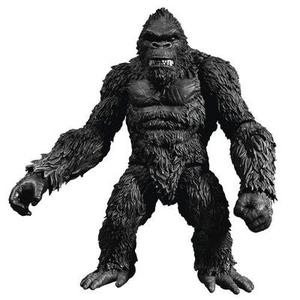 "Mezco Toys King Kong of Skull Island Black & White Version 7"" Action Figure 