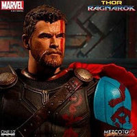 Mezco Toys One: 12 Collective: Marvel Thor Ragnarok Action Figure | My Hero Booth