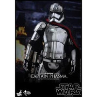 Movie Masterpiece Star Wars: The Force Awakens Captain Phasma Sixth Scale Figure Hot Toys | My Hero Booth