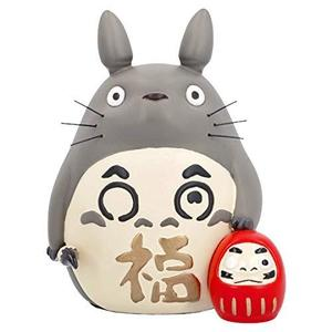 My Neighbor Totoro Good Luck Daruma - Official Studio Ghibli Merchandise-My Hero Booth