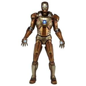 NECA Avengers Iron Man (Midas Armor) 1:4 Scale Action Figure 18