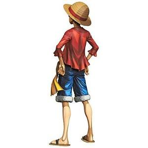 One piece Grandista Monkey D. Luffy Manga Dimensions Figure | My Hero Booth