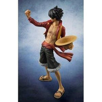 "One Piece Portrait of Pirates: Luffy ""Film Z Version"" PVC Figure (Ex Model) -Action Figure 