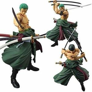 One Piece: Roronoa Zoro Variable Action Heroes PVC Figure -Action Figure : My Hero Booth
