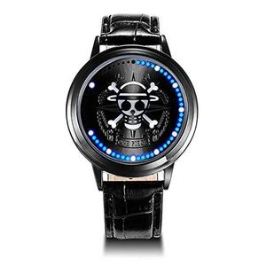One Piece Straw Hat Pirates Collector's Edition Touch LED Watch : My Hero Booth