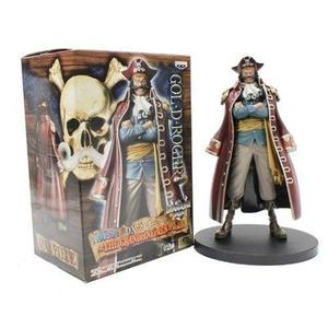 One Piece The Grandline Men Vol. 11 Figure - Gol D Rogers by Banpresto -Action Figure | My Hero Booth