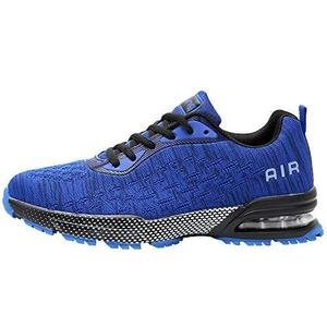 QAUPPE Mens Air Running Shoes Athletic Trail Tennis Sneaker | My Hero Booth