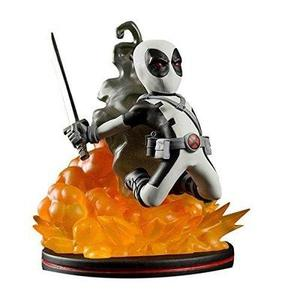 QMX Deadpool X-Force Variant Q-Figure | My Hero Booth