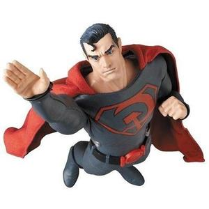 Red Son Superman Real Hero Action Figure | My Hero Booth