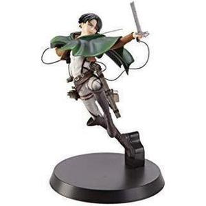 Sega Attack on Titan: Levi Premium Figure -Action Figure : My Hero Booth