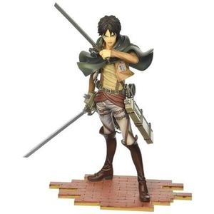 Sentinel Brave-Act Eren Jaeger Attack on Titan Model Kit -Action Figure | My Hero Booth