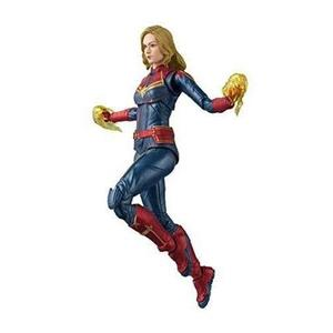 S.H.Figuarts Captain Marvel Action Figure-My Hero Booth