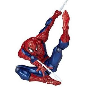 Spider-Man Amecomi Yamguchi No.002 Revoltech Action Figure-My Hero Booth