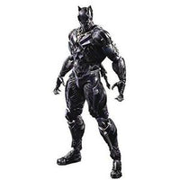 Square Enix Marvel Universe Variant Play Arts Kai: Black Panther Action Figure | My Hero Booth