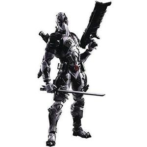 Square Enix Marvel Universe Variant Play Arts Kai Deadpool (X-Force Version)  Figure | My Hero Booth
