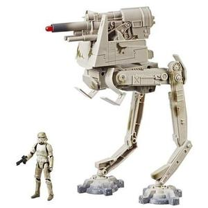 Star Wars Imperial AT-DT Walker with Stormtrooper (Mimban) Force Link 2.0 -Action Figure-My Hero Booth