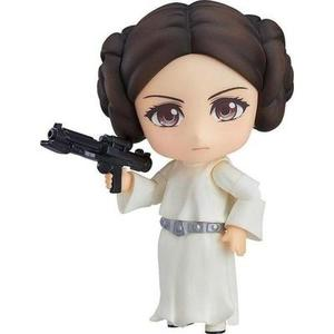 Star Wars Princess Leia Nendoroid Figure Statue Collection Anime Art -Action Figure-My Hero Booth