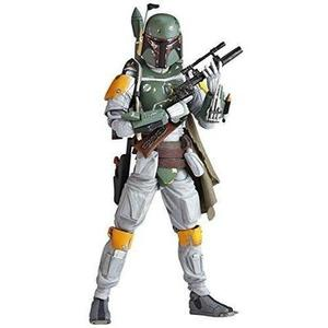 Star Wars Revoltech Boba Fett Figure-My Hero Booth