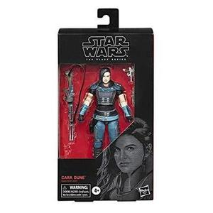 Star Wars The Black Series Cara Dune Toy 6