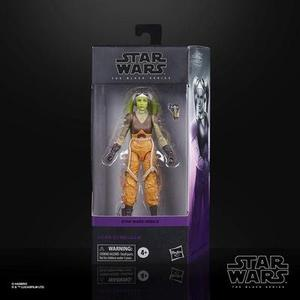 Star Wars The Black Series Hera Syndulla Toy 6-Inch-Scale Rebels Collectible Action Figure-My Hero Booth