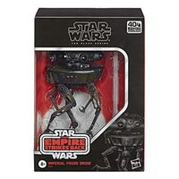 Star Wars The Black Series Imperial Probe Droid 6-inch Scale The Empire Strikes Back 40TH Anniversary Collectible Deluxe Figure | My Hero Booth