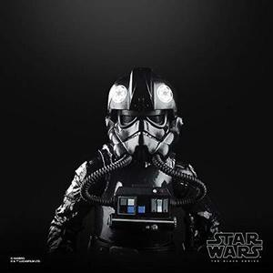 Star Wars The Black Series Imperial TIE Fighter Pilot 6-Inch-Scale The Empire Strikes Back 40TH Anniversary Collectible Figure | My Hero Booth