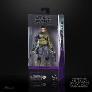 Star Wars The Black Series Kanan Jarrus Toy 6-Inch-Scale Rebels Collectible Action Figure | My Hero Booth
