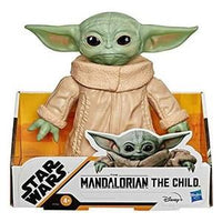 Star Wars The Child Toy The Mandalorian 6.5-Inch Figure | My Hero Booth