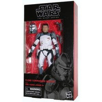 Star Wars The Clone Wars Black Series Clone Commander Wolffe Action Figure [6 Inch] | My Hero Booth