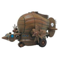 Studio Ghibli Laputa: Castle in the Sky pullback collection/Tiger Moth -Action Figure | My Hero Booth