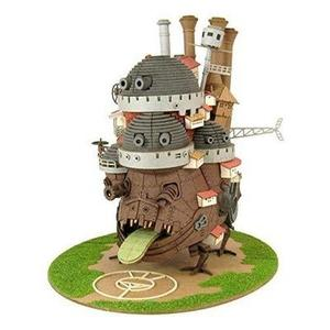 Studio Ghibli Series Howl's Moving Castle Paper Craft -Action Figure-My Hero Booth