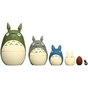 Studio Ghibli Totoro Matryoshka -Action Figure-My Hero Booth