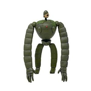 Studio Ghibli via Bluefin Benelic Castle in The Sky Robot Soldier (Gardener) Posing Figure - Official Studio Ghibli Merchandise-My Hero Booth