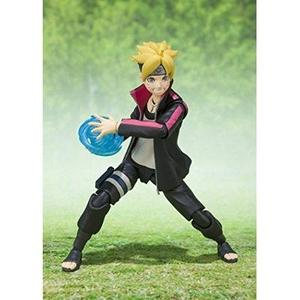TAMASHII NATIONS Bandai S.H. Figuarts Boruto Naruto Action Figure | My Hero Booth