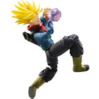 TAMASHII NATIONS Bandai S.H. Figuarts Future Trunks Dragon Ball Super Action Figure | My Hero Booth