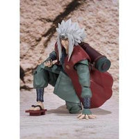 Tamashii Nations Bandai S.H. Figuarts Jiraiya Action Figure -Action Figure | My Hero Booth
