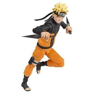 TAMASHII NATIONS Bandai S.H. Figuarts Sage Mode Naruto Shippuden Action Figure -Action Figure-My Hero Booth